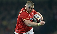 Samson Lee last played for Wales in March