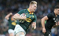 Jean-Luc du Preez has played 13 Tests for South Africa