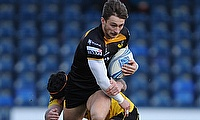 Josh Bassett's try went in vain for Wasps