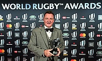 Spirit of Rugby nominees recognised at the World Rugby Awards