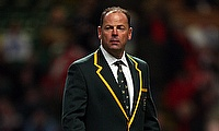 Jake White coached South Africa to 2007 World Cup victory