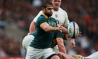Cobus Reinach's efforts went in vain