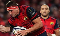 CJ Stander was one of the try-scorer for Munster