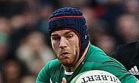 Sean O'Brien scored two tries for Connacht