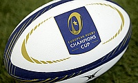 Rory Kockott was yellow-carded during Champions Cup game against Munster