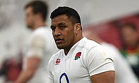 Mako Vunipola missed England's autumn international campaign with injury
