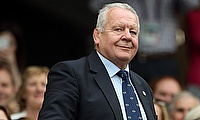 Bill Beaumont was elected chairman of World Rugby in 2016.