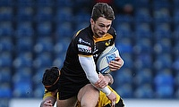 Josh Bassett scored the opening try for Wasps
