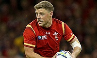 Rhys Priestland joined Bath in 2015