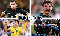 Ryan Crotty, Kwagga Smith, Bath Rugby, Israel Folau