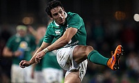 Joey Carberry was the hero for Munster