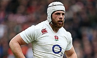 Dave Attwood has played 24 Tests for England