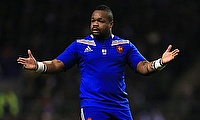 Mathieu Bastareaud was left out for the game against Wales