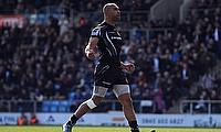 Olly Woodburn scored a try for Exeter Chiefs