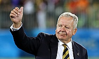 Sir Bill Beaumont was elected chairman of World Rugby in 2016.