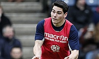 Sam Hidalgo-Clyne has played 12 Tests for Scotland