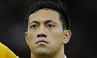 Christian Leali'ifano	was part of the winning side