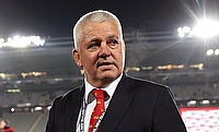 Warren Gatland was given a perfect Six Nations send-off by Wales