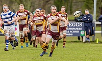 Johnson stars for Huddersfield as National Leagues enter final stretch