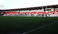 The Parc y Scarlets Stadium