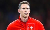 Liam Williams scored a double for Saracens