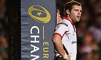 Darren Cave has made over 200 appearances for Ulster