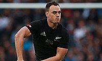 Israel Dagg was part of 2011 World Cup winning New Zealand side