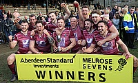 'To win the Melrose Sevens was just amazing, thinking about it brings a big smile to my face!'