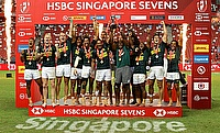 Highlights of World Rugby Sevens Series Singapore 7s - Day Two