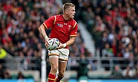 Gareth Anscombe has played 76 times for Wales