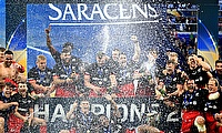 Saracens now have won their third title in four seasons