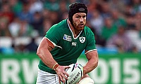 Sean O'Brien has played 56 Tests for Ireland
