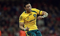 Christian Leali'ifano	kicked five conversions
