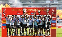 Fiji are the winners of the Paris 7s