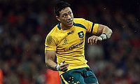 Christian Lealiifano has been with Brumbies since 2007