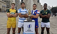 Highlights of World Rugby U20 Championship - Semi-finals