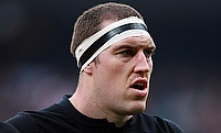 Brodie Retallick is named at lock