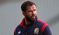 Andy Farrell (in picture) will reunite with Mike Catt after World Cup