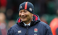 England coach Eddie Jones will take in charge of Barbarians for first time