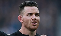 Ryan Crotty played 48 minutes during semi-final against Hurricanes