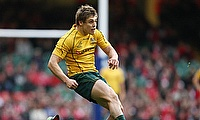 James O'Connor last played for Australia in 2013