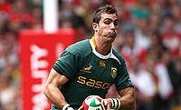 Ruan Pienaar has played 88 Tests for South Africa between 2006 and 2015