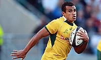 Will Genia has played 100 Tests for Australia