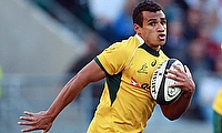 Will Genia has played for Australia 100 times