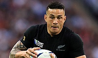 Sonny Bill Williams has played 51 Tests for All Blacks