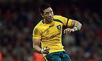 Christian Lealiifano is named at fly-half for Australia