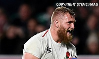 Brad Shields has played eight Tests for England