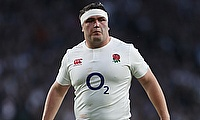 Jamie George is set to play his second World Cup for England