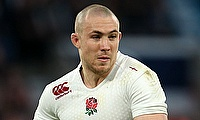 Mike Brown has played 72 Tests for England