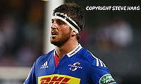 Jean Kleyn joined Munster from Stormers in 2016